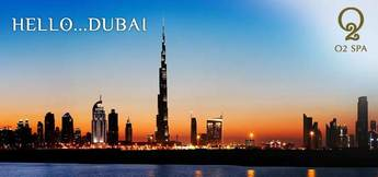O2 Spa Unlocked It's Umbrella to Dubai Hotels